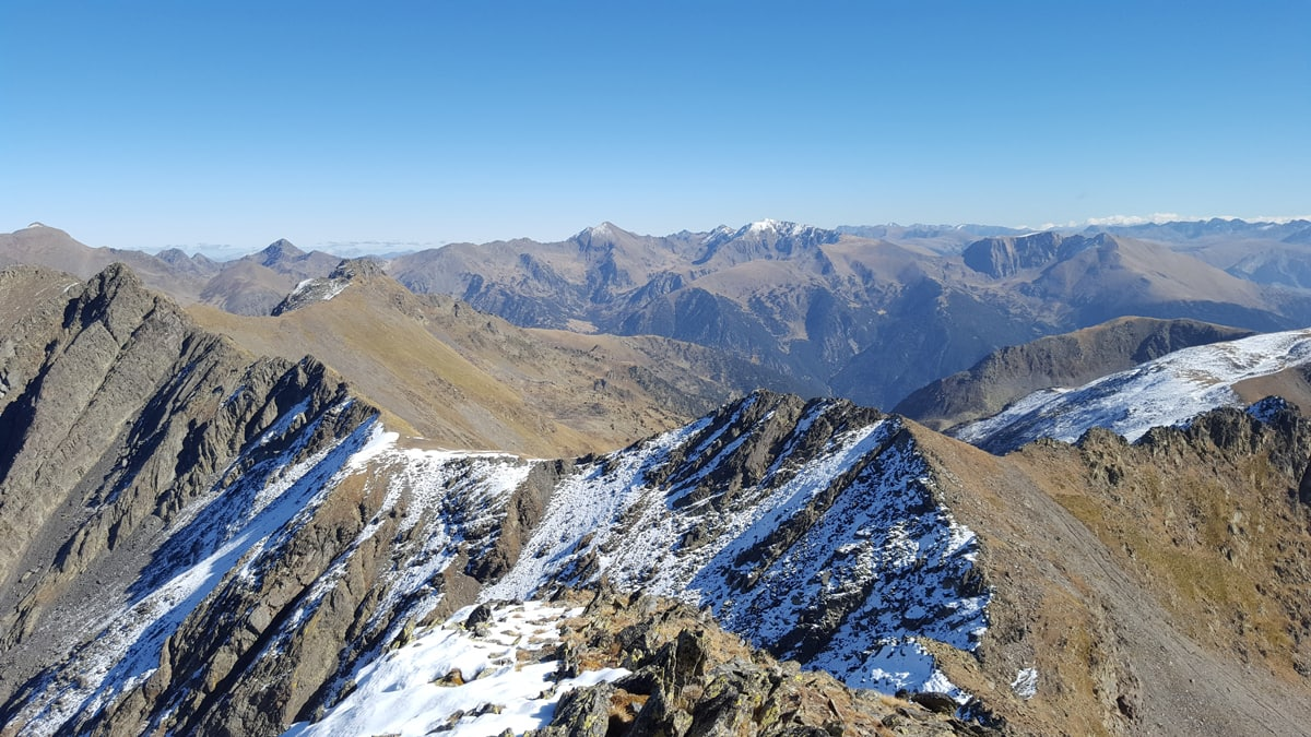 Alta muntanya Andorra