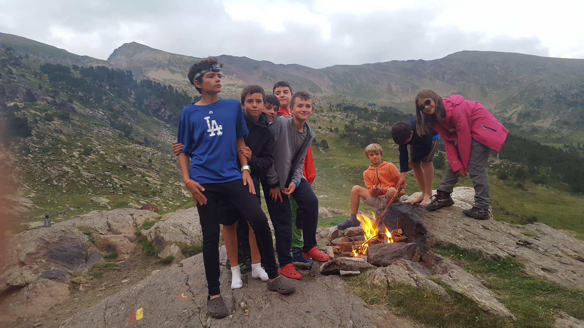 Colonie d'estiu Andorra- Campus Natura